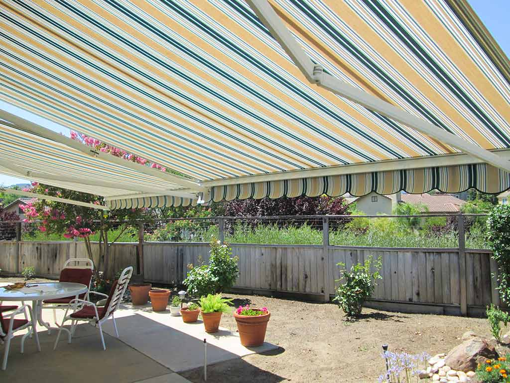 retractable outdoor pour best diy patio pergola of awning beautiful ideas roof awnings