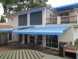 San Jose awnings
