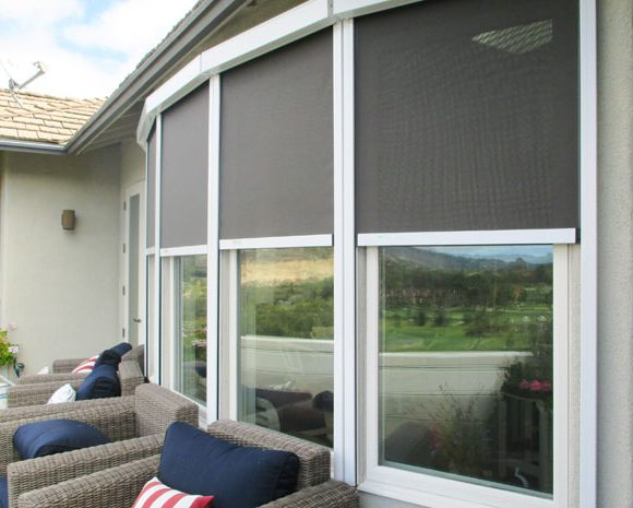 Ordinaire Block The Sun U0026 Not Your View With Our Powerful Retractable Solar Screens.
