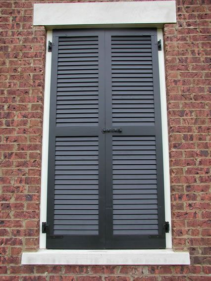 Homeowners Guide to Choosing the Best Window Shutters | Louvered Shutters