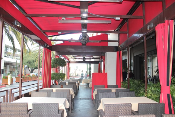 Retractable Commercial Awnings San Jose & SF Bay Area ...