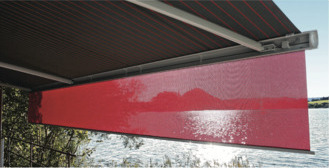markilux 6000 high end awning in san jose