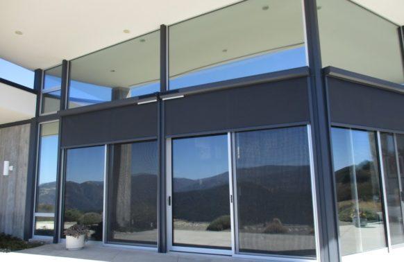 Retractable Solar Screens Installation