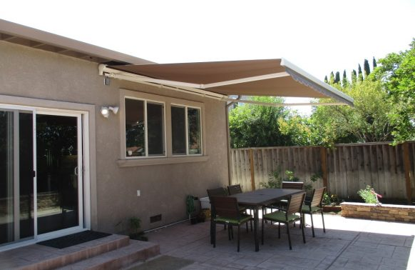 Easy Retractable Awnings installation