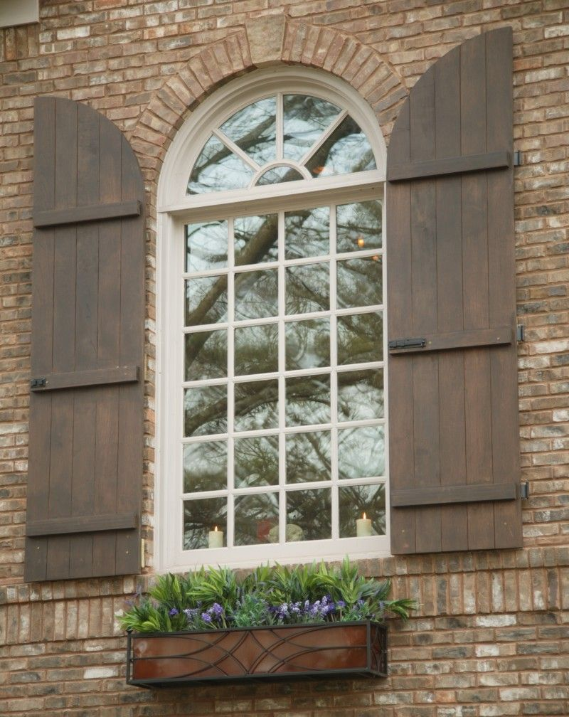 Homeowners Guide to Choosing the Best Window Shutters | Arched Shutters