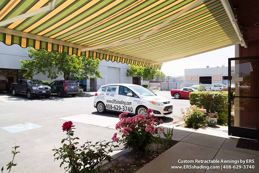Modern Awnings for the Home | European Rolling Shutters