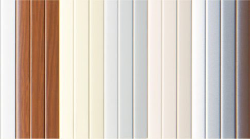 Exterior Shutters Color Options