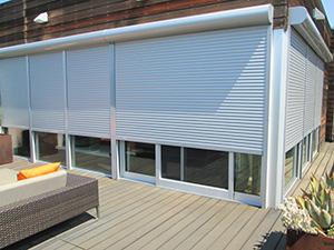European rolling shutters san jose ca since 1983 - European exterior window shutters ...
