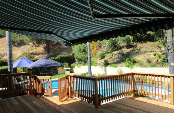 Retractable Awnings Photo Ideal Shade