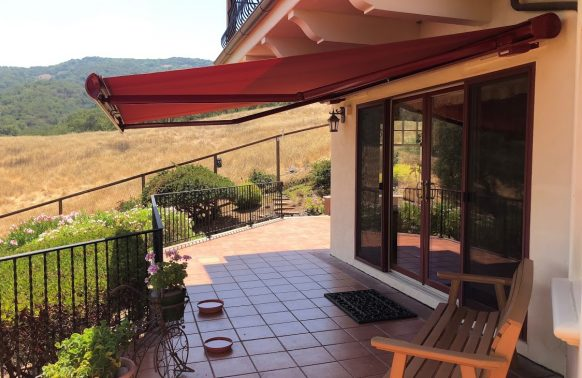 Retractable Awnings Klopper AW6