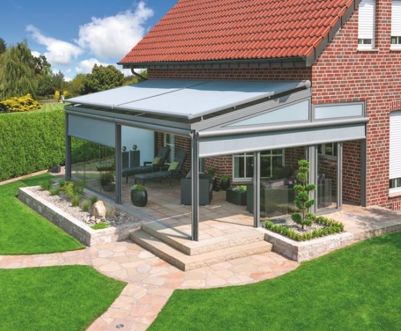 Markilux Awnings San Jose | Luxury Retractable Awnings ...
