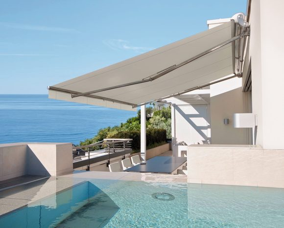 markilux ES 1 luxury retractable awnings