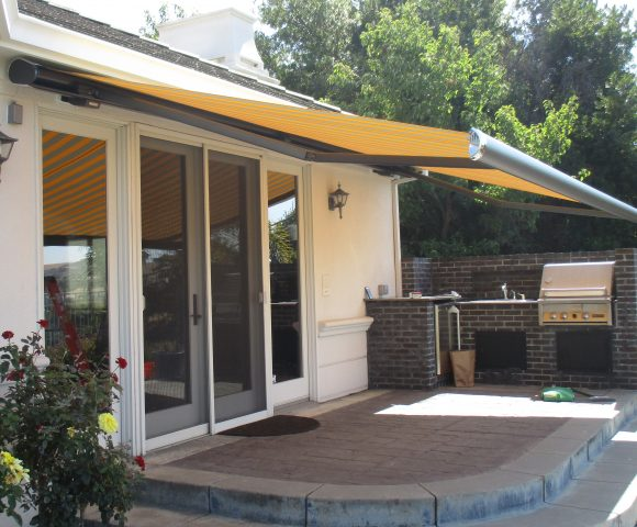markilux outdoor motorized awning shades