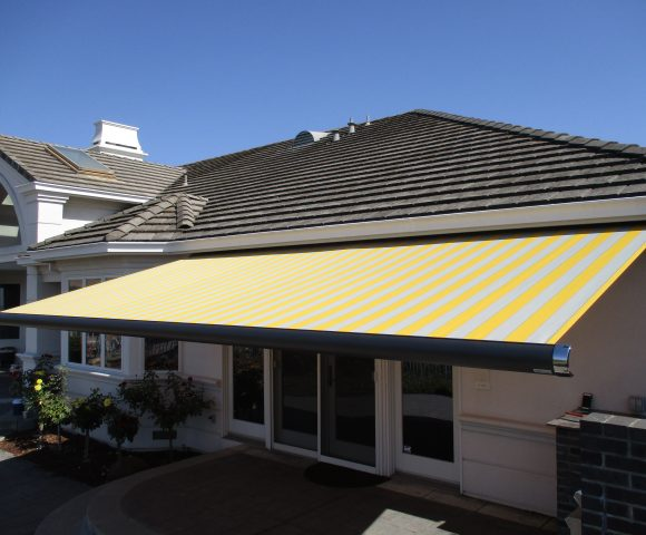 markilux retractable awnings in san jose