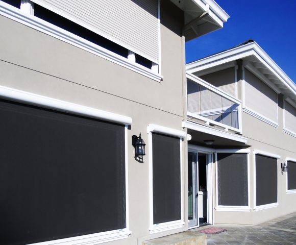 motorized solar window screens san jose