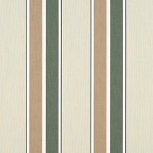 Fern Heather Beige Block Stripe