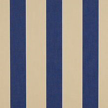 Mediterranean Canvas Block Stripe