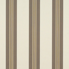 Taupe Tailored Bar Stripe