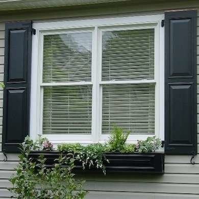 Homeowners Guide to Choosing the Best Window Shutters | Raised Panel Shutters