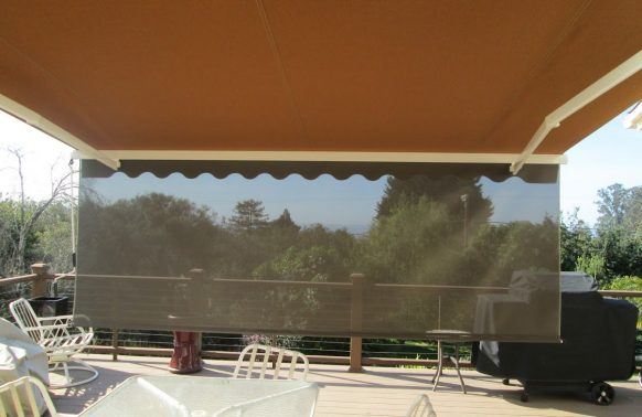Retractable Awnings Photo Total Shade